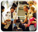 Airport Security While Traveling With Kids