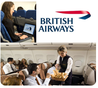British Airways-Business Class