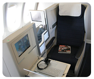 Business Class Upgradation