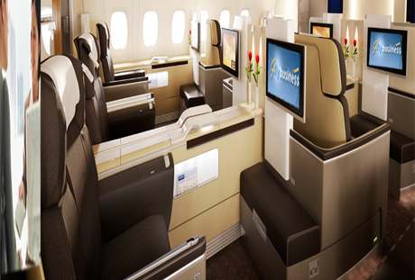 Cheap discount business class tickets