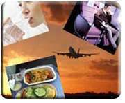 Stay Healthy And Fresh On Business Class Flights