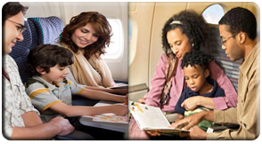 Tips to Keep Children Entertained During Air Travel