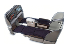 United Airlines Flat Seats